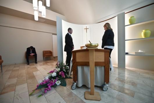 Salon funéraire Pompes Funèbres Publiques La Rochelle